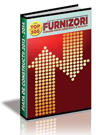 TOP500 FURNIZORI CONSTRUCTII