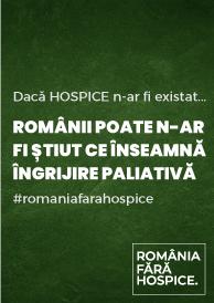 romania fara hospice