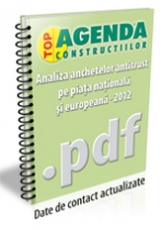 Analiza anchetelor antitrust pe piata nationala si europeana - 2012