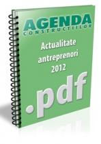 Actualitate antreprenori si firme de constructii - aprilie 2012