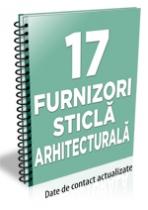 Lista cu principalii 17 furnizori de sticla arhitecturala