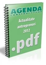 Actualitate antreprenori si firme de constructii - octombrie 2012