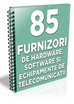 Lista cu principalele 86 companii din sectorul IT si de telecomunicatii