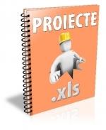 Lista cu 54 de proiecte din Bucuresti-Ilfov (aprilie 2013)