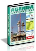 Revista Agenda Constructiilor - editia 98 (Iulie/August 2013)