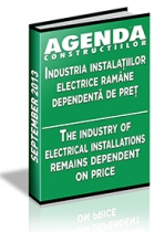 Analiza pietei de instalatii electrice si automatizari pe anul 2013