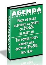 Analiza pietei de scule electrice pe anul 2014