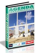 Revista Agenda Constructiilor - editia 106 (September 2014)