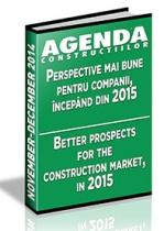 Analiza pietei de constructii, instalatii si a sectoarelor conexe pe anul 2014