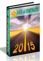 PIATA de CONSTRUCTII: Analiza 2014-2015 & Perspective 2016-2020