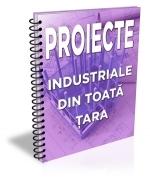 Lista cu 56 de proiecte industriale din toata tara (decembrie 2014)