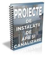 Lista cu 40 de proiecte de instalatii de apa/canalizare (ianuarie 2015)