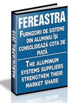 Analiza pietei de sisteme din aluminiu pe anul 2015