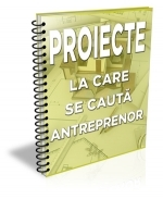 Lista cu 55 de proiecte la care se cauta antreprenor (iunie 2015)