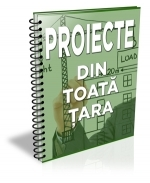 Lista cu 442 de proiecte din toata tara (iunie 2015)
