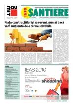 Revista INFO Santiere - editia 8 (August 2010)