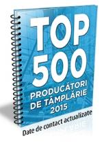 (LISTA) TOP 500 - PRODUCATORI de Tamplarie & Geam Termoizolant 2015