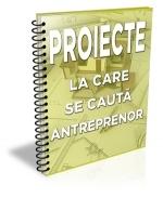 Lista cu 81 de proiecte la care se cauta antreprenor (mai 2016)