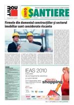 Revista INFO Santiere - editia 9 (Septembrie 2010)