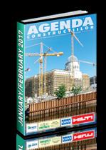 Revista Agenda Constructiilor editia nr. 124 (Ianuarie-Februarie 2017)