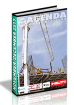 Revista Agenda Constructiilor editia nr. 131 (Noiembrie-Decembrie 2017)