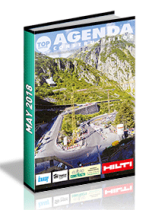Revista TOP Agenda Constructiilor editia nr. 134 (Mai 2018)