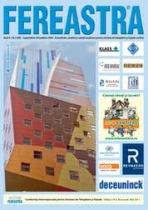 Revista Fereastra - editia 80 (Septembrie-Octombrie 2010)