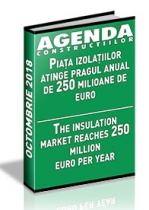 Analiza pietei de materiale pentru izolatii pe anul 2018