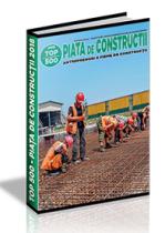 PIATA de CONSTRUCTII: Analiza 2018-2019 & Perspective 2020-2024 (TOP 500)