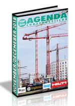Revista Agenda Constructiilor editia nr. 139 (Noiembrie-Decembrie 2018)