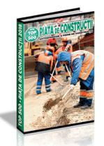 TOP 500 - PIATA de CONSTRUCTII 2018 - 2019 (Antreprenori de Constructii)