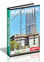 Revista Agenda Constructiilor editia nr. 141 (Martie-Aprilie 2019)