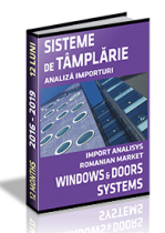 Analiza importurilor de sisteme pentru tamplarie si a exportului de ferestre - 2018