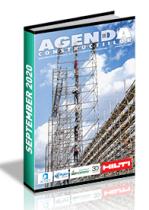 Revista Agenda Constructiilor editia nr. 153 (Septembrie 2020)