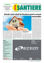 Revista INFO Santiere - editia 1&2 (1-30 aprilie 2010)