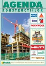 GRATUIT! Agenda Constructiilor - editia 81 (Noiembrie-Decembrie 2010)