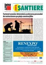 Revista INFO Santiere - editia 11 (Noiembrie 2010)
