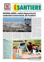 Revista INFO Santiere - editia 3&4 (mai 2010)