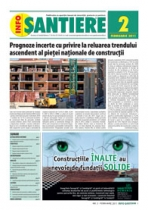 Revista INFO-Santiere - editia 2 (februarie 2011)