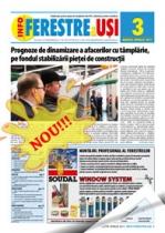 Revista INFO-Ferestre & Usi - editia 3 (martie-aprilie 2011)