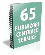 Lista cu principalii 68 de furnizori de centrale termice