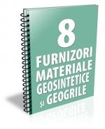 Lista cu principalii 8 furnizori de materiale geosintetice si geogrile