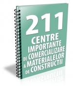 Lista cu principalele 211 centre de comercializare a materialelor de constructii