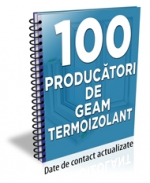 Lista cu principalii 100 producatori de geam termoizolant