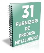 Lista cu principalii 31 furnizori de produse metalurgice
